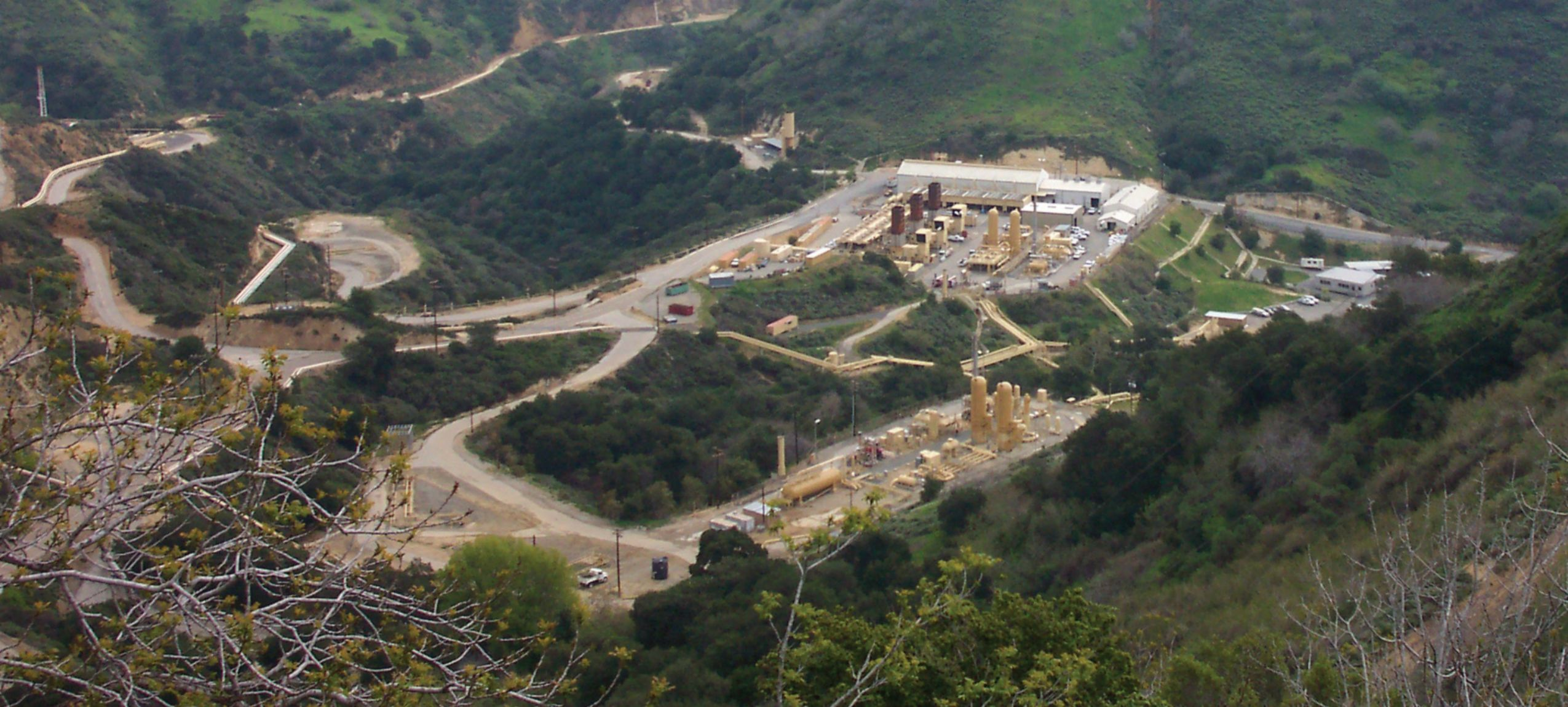 Aliso Canyon Turbine Replacement Project