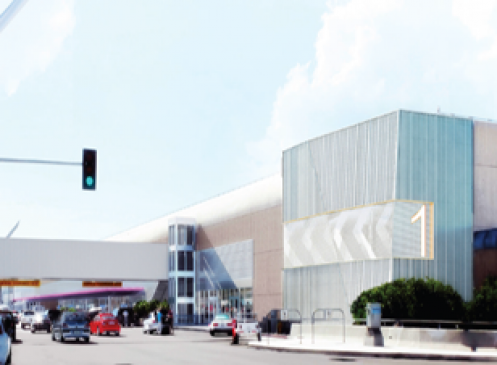LAX-Southwest Terminal 1 Improvements