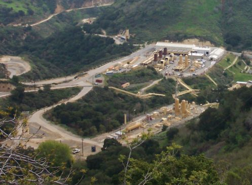 Aliso Canyon Turbine Replacement