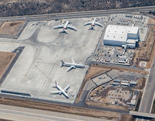 LAX West Aircraft Maintenance Area (WAMA)