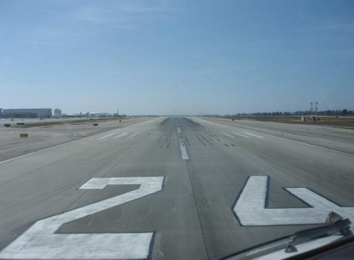 LAX Runway 6R-24L Safety Area Improvements