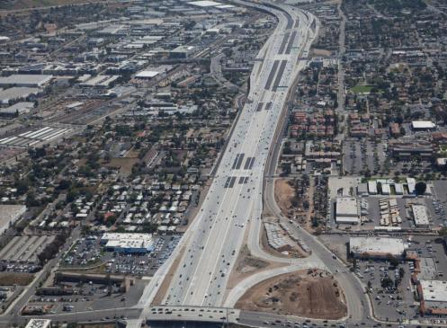 SR-91 Corridor Improvement (DESIGN-BUILD)