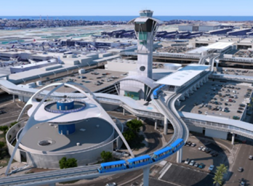 LAX Automated People Mover (P3)
