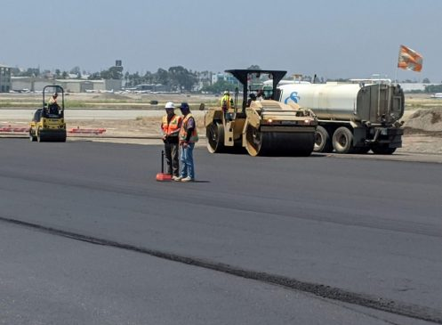 Long Beach Airport Improvements to Taxiway C
