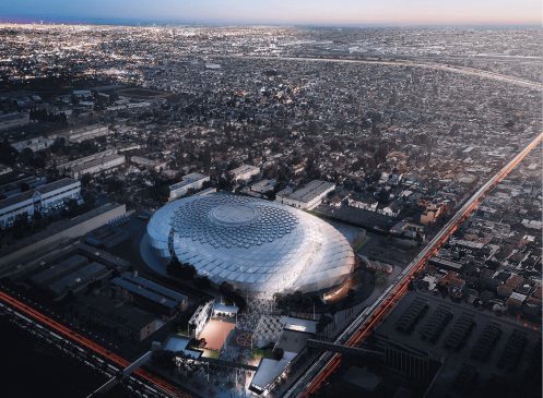 Inglewood Basketball & Entertainment Center (LA Clippers)